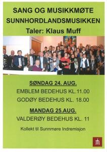 Sunnhordlandsmusikken