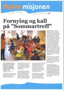 Framside Heimemisjonen nr. 5 - 2014
