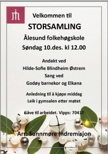Storsamling 10.12.17