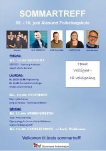 Plakat årsmøtet i SIM 2018