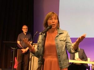 rsm¿te, Sunnm¿re Indremisjon, lesund folkeh¿gskole 2018, Linda Austnes